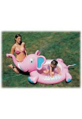 Piscina Elefante Surtidor 180x119x25 Cm Bestway 53000
