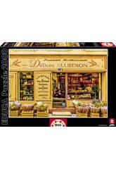 Puzzle 2000 Les Délices Du Luberon