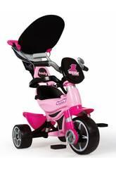 Triciclo Body completo Rosa