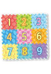 Tappeto Puzzle Numeri