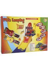 Pista Corse Looping Con 2 Macchine