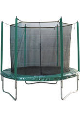 Trampolin 305 cm Ø x250 cm mit Netz