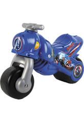 Moto Porteur Avengers