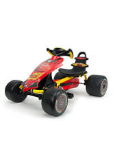 Cars Go-kart Flecha Injusa 4125