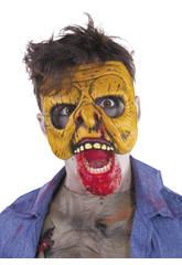 Media Máscara Zombie Attack Rubies S3156