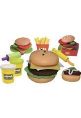 Fabbrica Di Hamburger Da Modellare