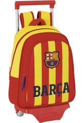 Sac à dos infantile avec roues Barcelone 2ª equipation
