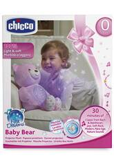 Proyector Baby Bear Rosa Chicco 80151