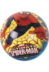 Pelota de 15 cm. Spiderman Ultimate Mondo 1320