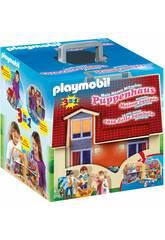 Playmobil Maison de Poupées Malette de Jeu 5167