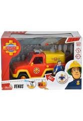 Fireman Sam Vehículo Venus con Figura