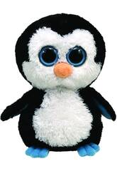 Peluche Moyen Waddles Pingouin