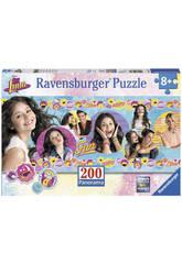 Puzzle XXL Soy Luna 200 Pièces