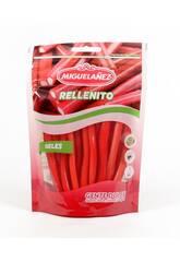 Doypack Rellenito Rosso di 165 gr. Miguelañez 634020