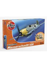Quick Build Aereo Messerschmitt 109e