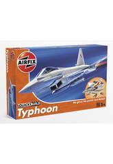 Quick Build Avion Eurofighter Typhoon
