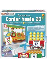 Educa multimedia Contar hasta 20