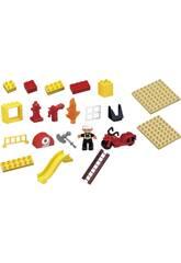Secchiello Costruzioni Pompieri 31 pezzi