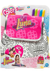 Soy Luna Color Me Mine Sequeen Trebdy