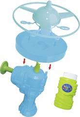 Werfer Frisbee Luftblasen 80 ml.