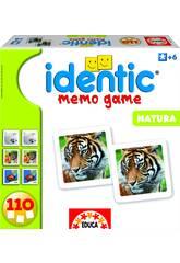 Identic Natura 110 cartas Educa 14783