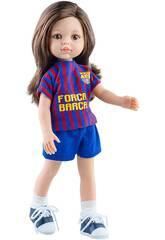 Puppe 32 cm Carol Freundin Barça Paola Reina 04701