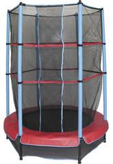 Trampoline 140x183 cm avec Filet