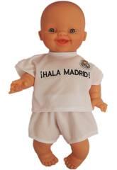Bébé 34 cm Gordi Garçon Real Madrid