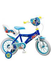 Vélo Le Monde de Dory 16