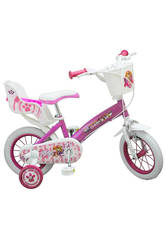 Bicicleta Patrulla Canina Skye 12