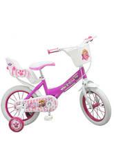 Vélo Pat Patrouille Fille 14