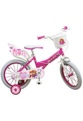 Vélo Pat'Patrouille Fille 16