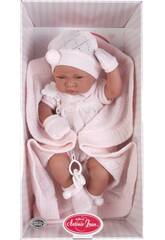 Bébé Nouveau-né Couvertue Fille 40 cm