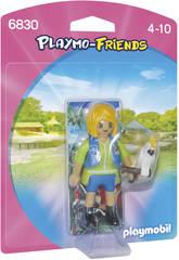 Playmobil Soigneuse de Cacatua