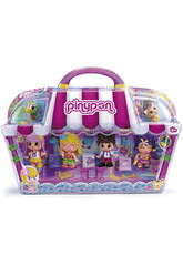Pin y Pon City pack 4 Figuras Famosa 700012060