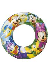 Bouée Gonflable 56 cm. Mickey Mouse Clubhouse