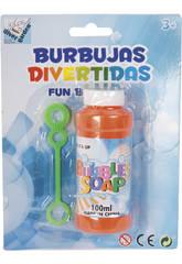 Lustige Blasen 100 ml.