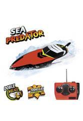 Radio Control Barque Sea Predator Double Hélice