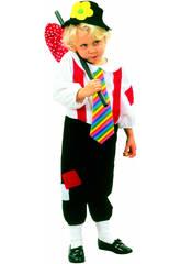 Déguisement Clown Mendiant Bébé Taille L