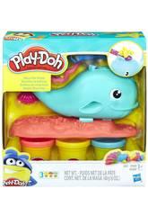 Play-Doh Ballena de Sorpresas Hasbro E0100