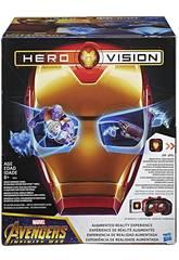 Avengers Hero Vision Iron Man Realtà Aumentata Hasbro E0849175