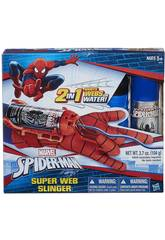 Spiderman Super Lance-toiles Hasbro B9764
