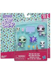 Littlest Pet Shop Pack Famille Hasbro B9346