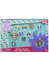 Littlest Pet Shop Pack 13 Figurines Hasbro B9343