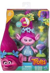 Trolls Pettinature Divertenti con Bebé Hasbro E0144