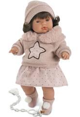 Bambola Lola Llorona 38 cm Llorens 38550