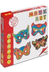 Jeu de Travaux Manuels Mask Heroes Cayro 807