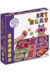 Juego Manualidades Art Play Parchís Búhos Cayro 815