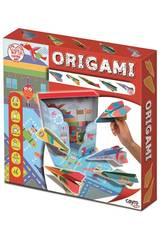 Juego Manualidades Origami Aviones Cayro 823