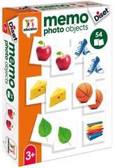 Memo Photo Objects Diset 68946